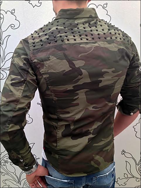 top aktuelles sixth june paris camouflage gheto herren. Black Bedroom Furniture Sets. Home Design Ideas