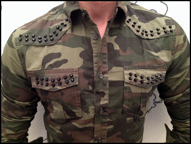 sixth june paris camouflage nato ghetto herren front. Black Bedroom Furniture Sets. Home Design Ideas